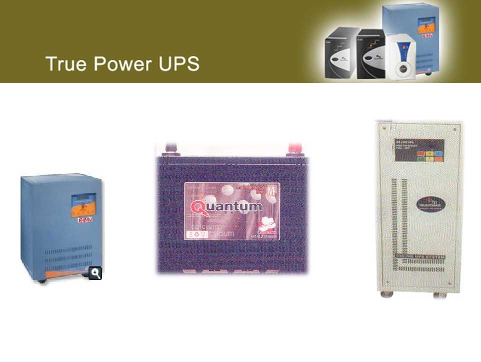 Batteries & Inverters